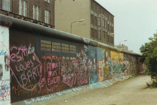 1 Berliner MAuer