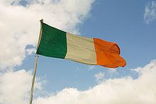 Ireland Flagge