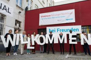 SPD Willkommen