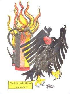 Zeichnung: Fridolin Friedeslieb