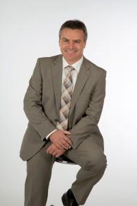 Landrat Peter Dreier (Freie Wähler)
