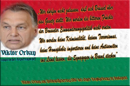 Orban flagge
