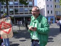 Volker Beck, Foto v. Fridolin Friedenslieb