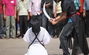 Saudische Hinrichtung