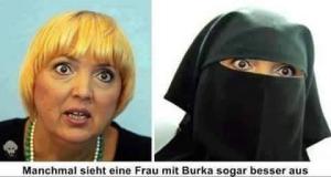 Burka roth
