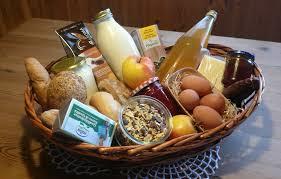 frühstückskorb