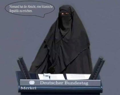 burka bundestag