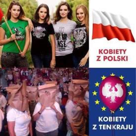 Polen Mädchen