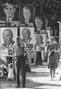 Wahlkampf 1961