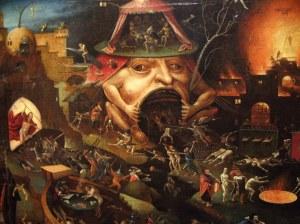Hieronymus Bosch: Die Hölle