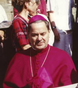 Erzbischof Johannes Syba