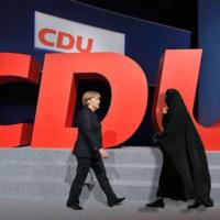 merkel-burka