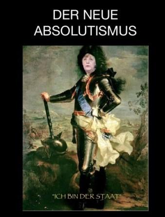 merkel-absolutismus
