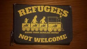 Ein Politisch Unkorrektes Wunder Refugees Not Welcome Ist Erlaubt