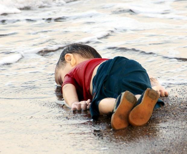 Ein_syrisches_Kind_tot_am_Strand