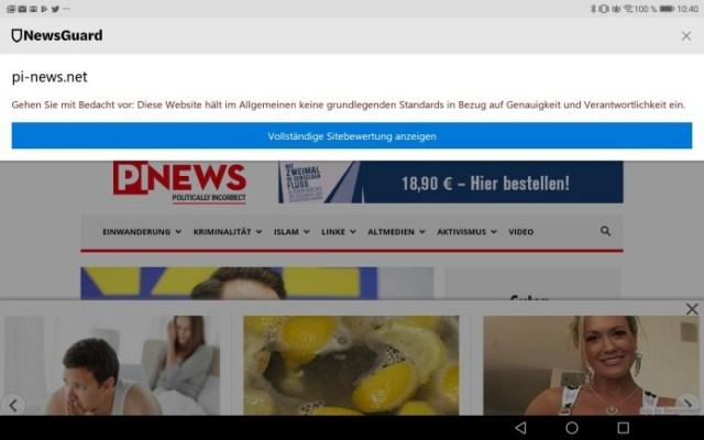 NewsGuard-pi