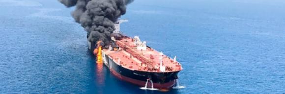 Tanker Oman 2019