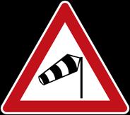 VerkehrszeichenWind