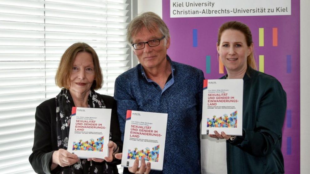 Uni Erlangen: Unerträglicher Pädo-Professor macht Studenten Sex mit Kindern schmackhaft
